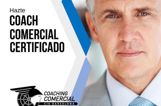 Coach Comercial Certificado a Distancia