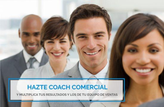 Conviértete en Coach Comercial Certificado SemiPresencial